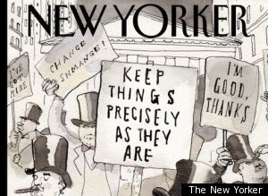Occupy Wall Street bankers