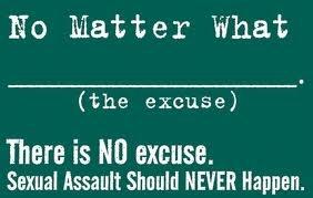 no sexual assault
