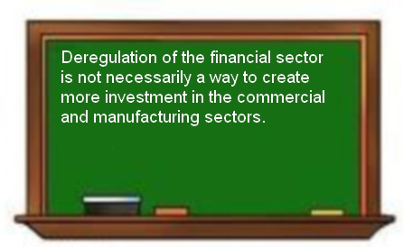 Deregulation Not