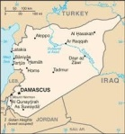 Syria map 2