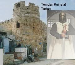 Templar Ruins Tartus