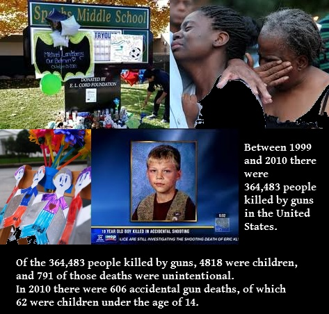 Child gun deaths