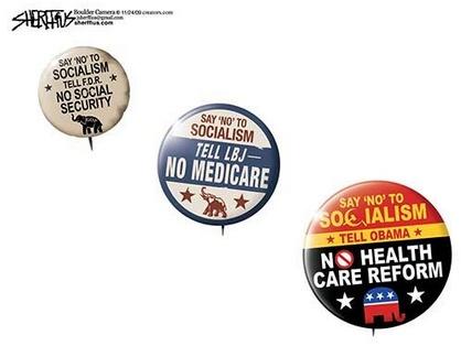 Socialism Buttons