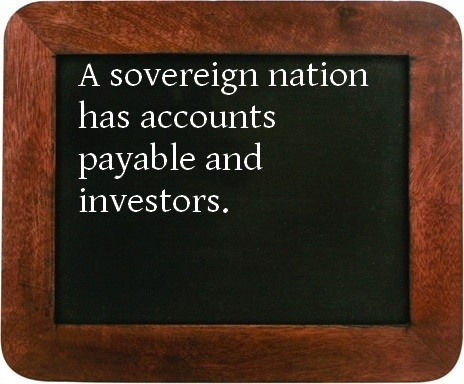 Sovereign nation