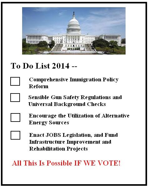2014 To Do List