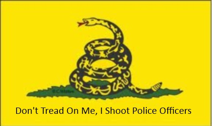 Gadsden Flag Shoot Officers