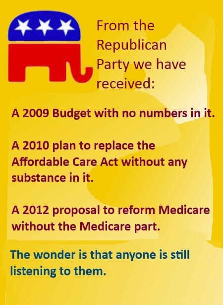 Republican Wonder