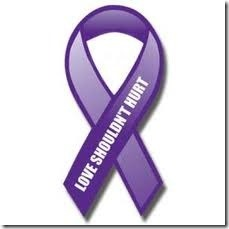 Domestic Violence Ribbon