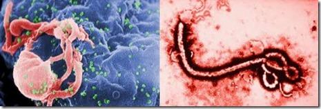 AIDS Ebola