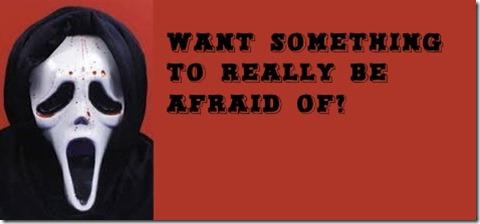 Something Afraid Of