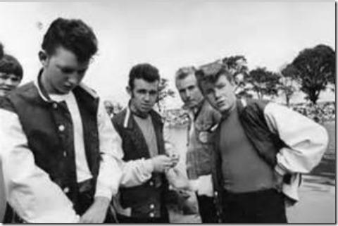 1950 Teen Boys
