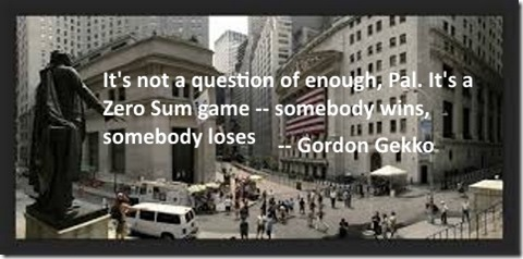 Gordon Gekko Quote