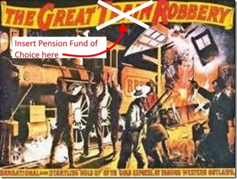 Pension Fund Robbery