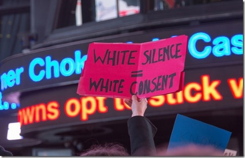 White Silence White Consent