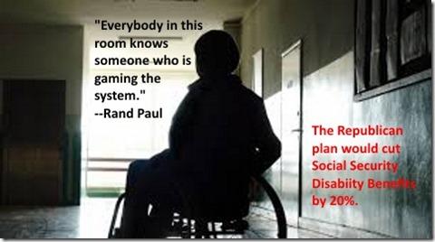disability GOP social security