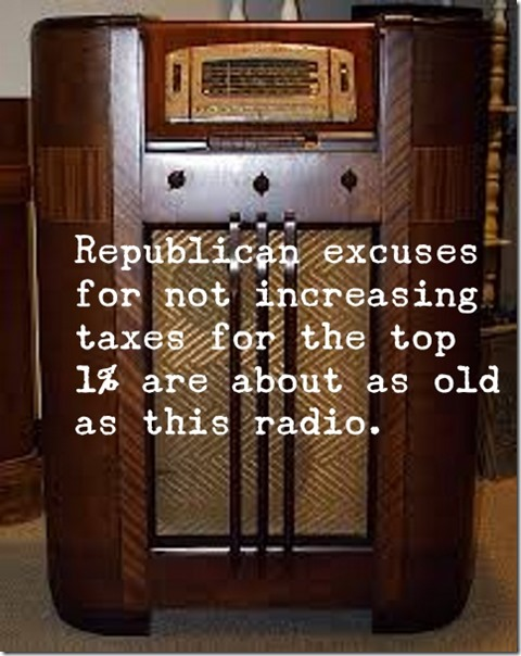 GOP Excuses Radio