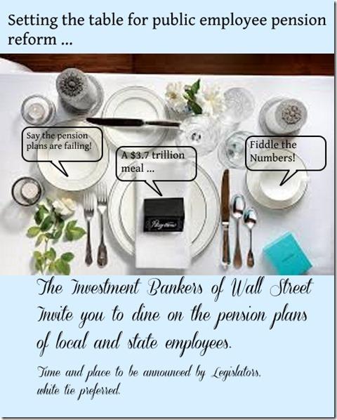 Public Employees Wall Street