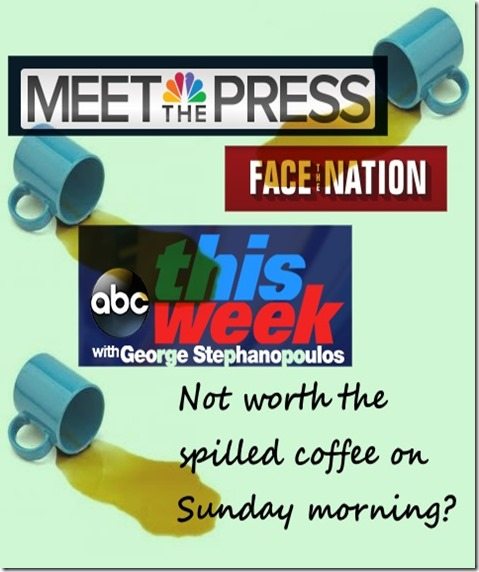 Sunday Morning Shows