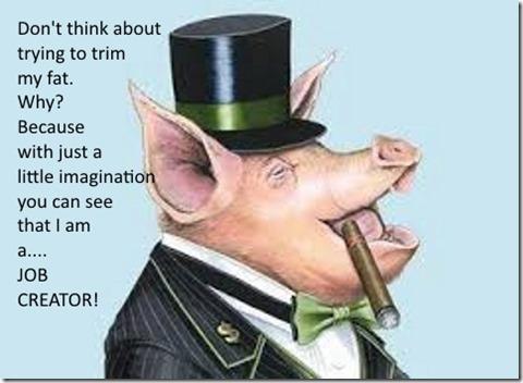 Wall Street Pig
