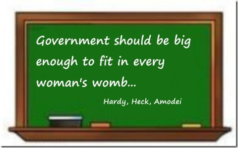 Woman's Womb