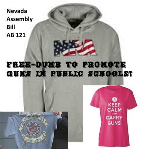 NVLeg Gun Promotion