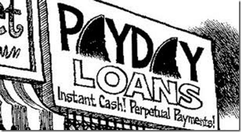 Pay Day Lending Shark