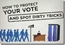 vote suppression