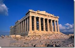 Greece Parthenon