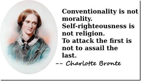 Bronte Quote