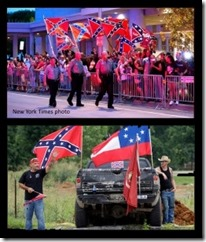 csa flags obama trips