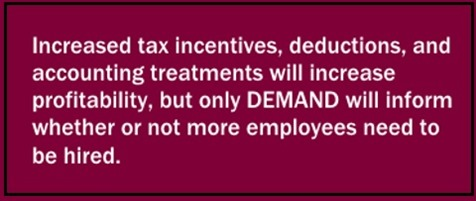 tax incentives accounting