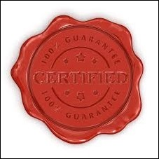 Certified Seal