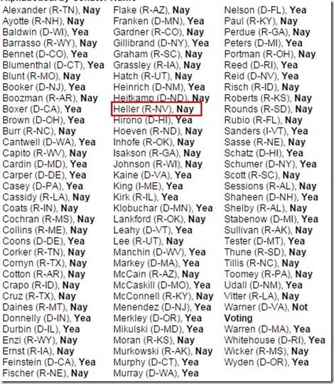 Heller Terrorist Vote 319