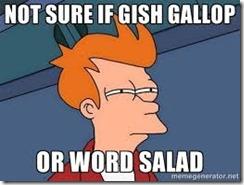 Gish Gallop 2