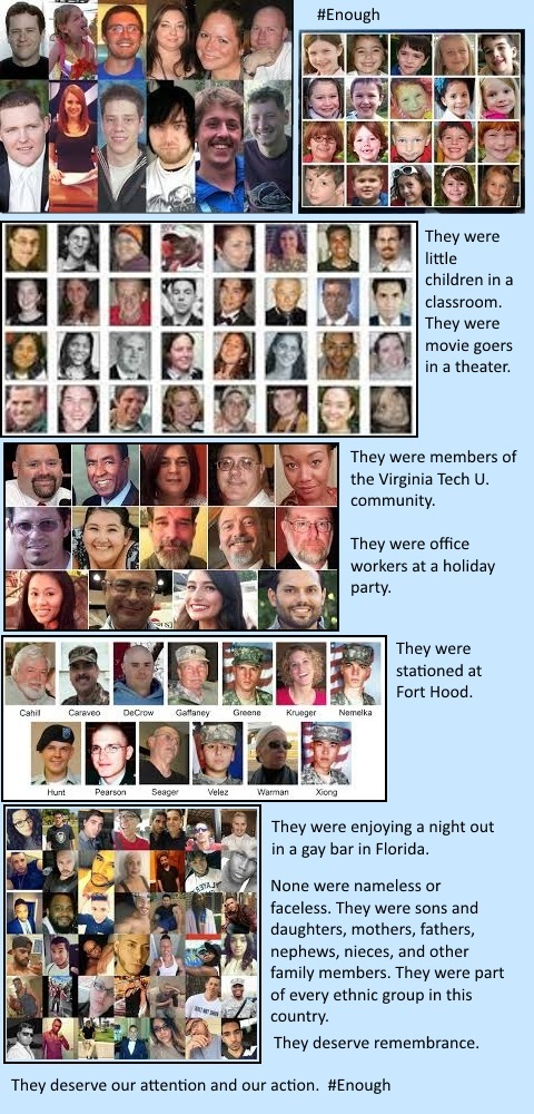 Mass Shooting Victims