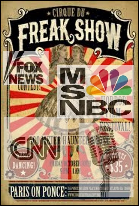 Freak Show Cable News