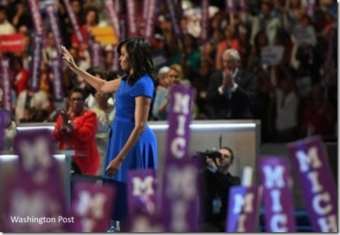 Michelle Obama 2016