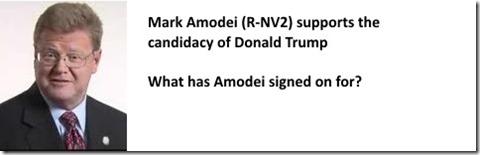 Amodei Trump