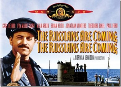 The Russians Are Coming 1966